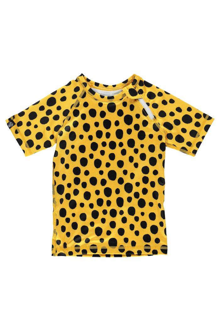 Beach & Bandits Boxfish Tee Burnt Yellow