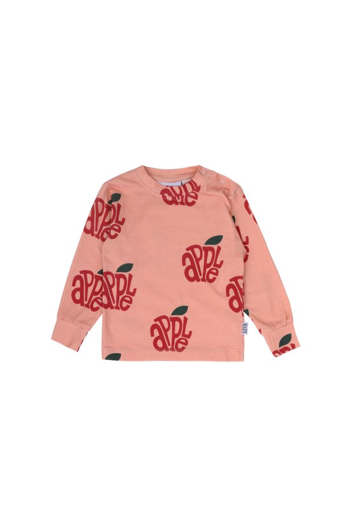 One Day Parade Longsleeve Pink Apple