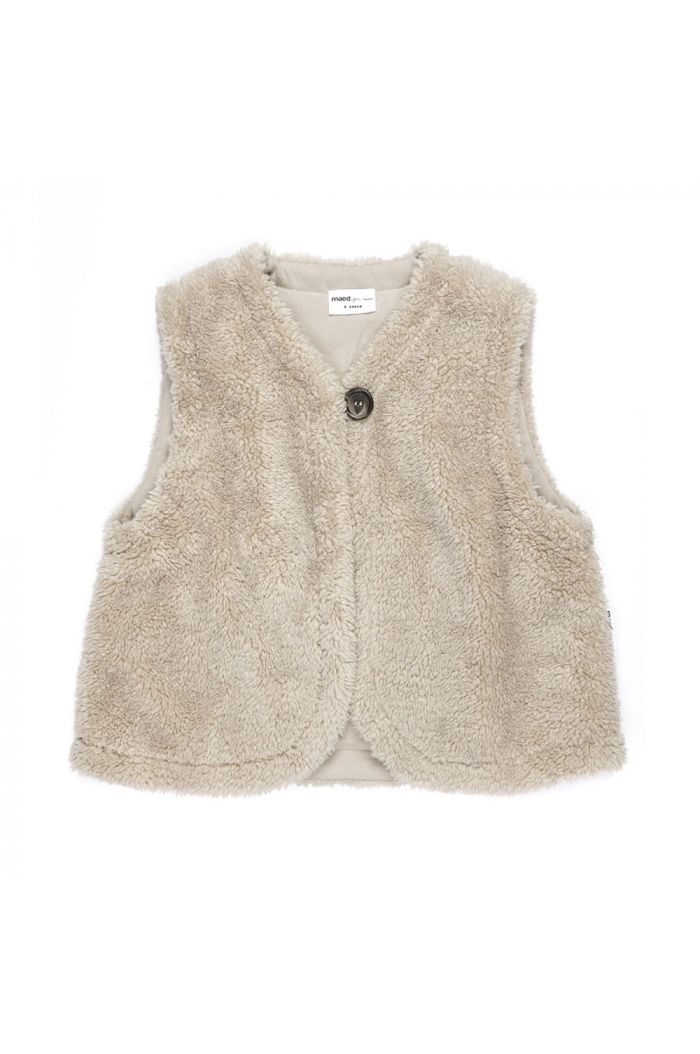 Maed for Mini Padded Vest T-Bear
