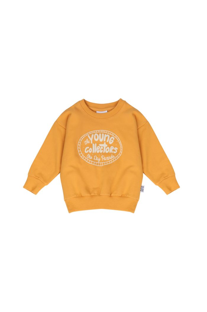 One Day Parade Sweater Collectors yellow