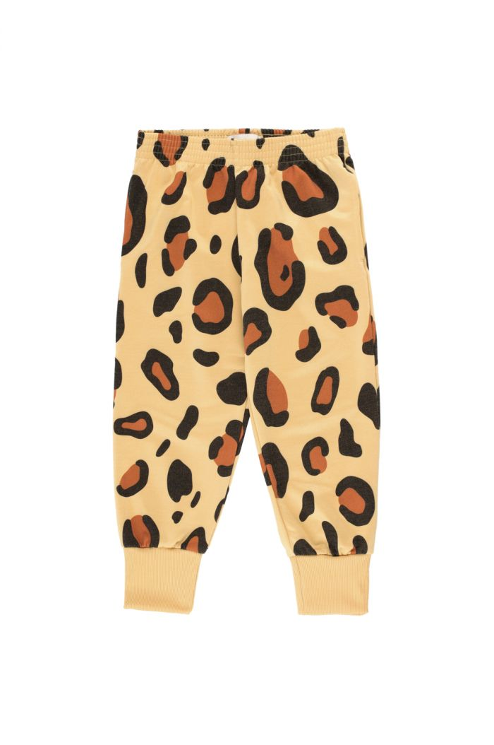 Tinycottons Animal Print Pant sand/brown