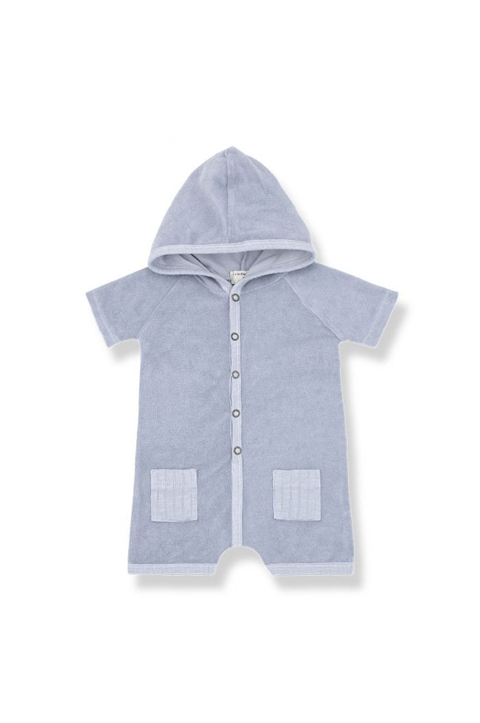1+ in the family FLYNN overall Light blue