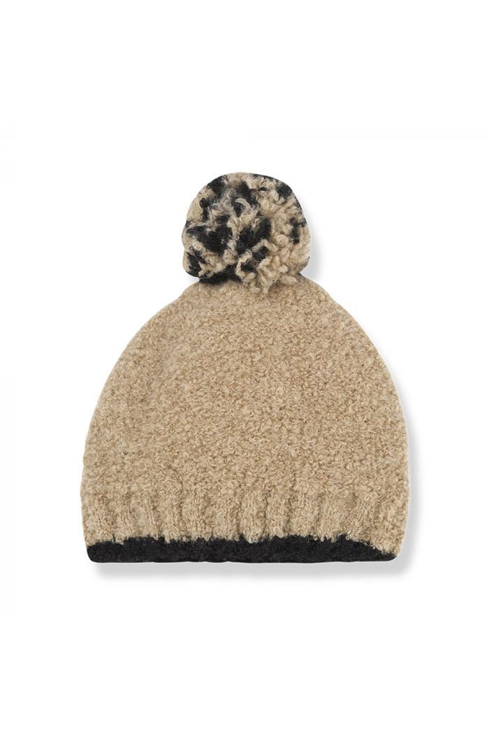 1+ in the family LAUSANNE beanie Beige