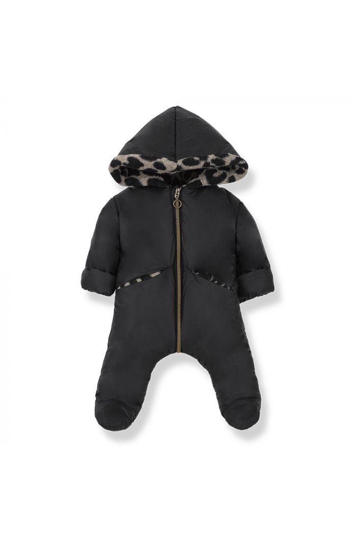 1+ in the family VANCOUVER polar suit black/beige