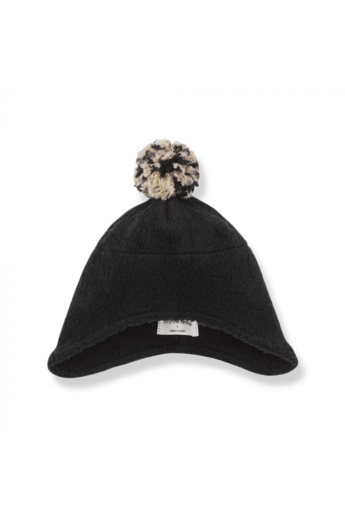 1+ in the family WATERLOO beanie Black