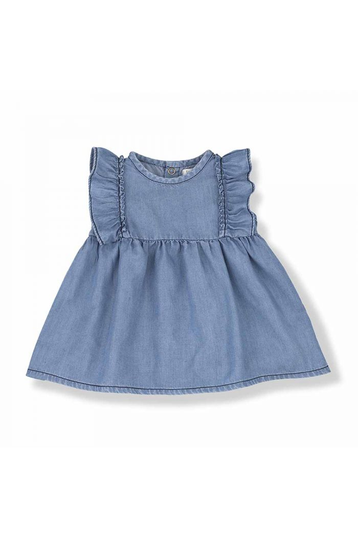 1+ in the family MENORCA dress denim