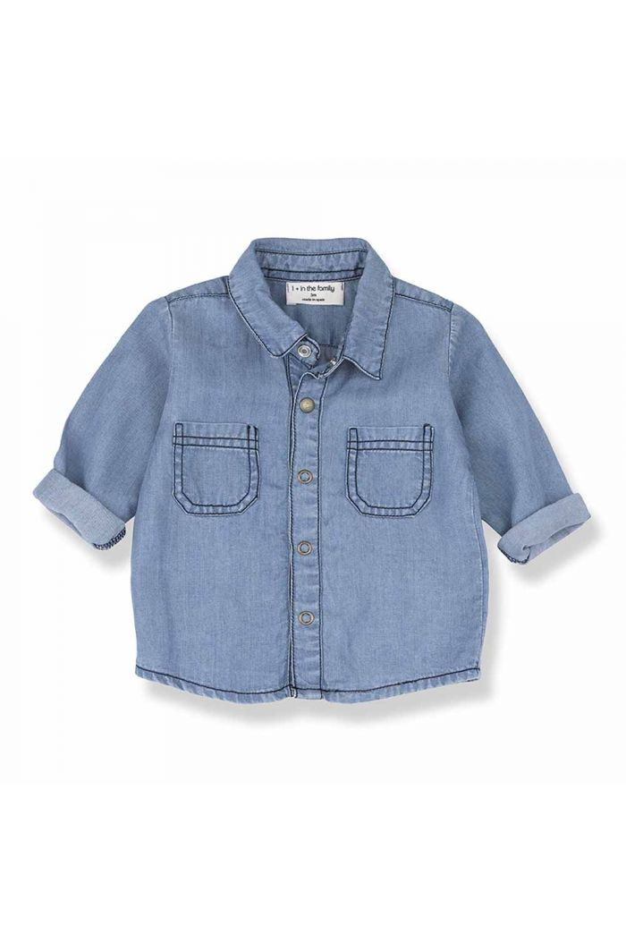1+ in the family FORMENTERA shirt denim