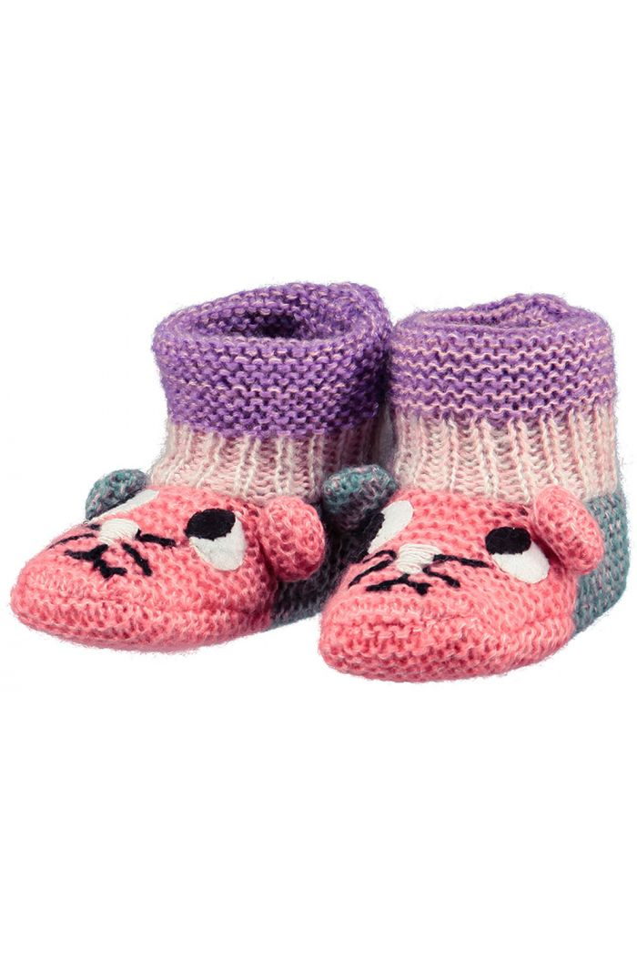 Barts Cuddle Shoes Pink