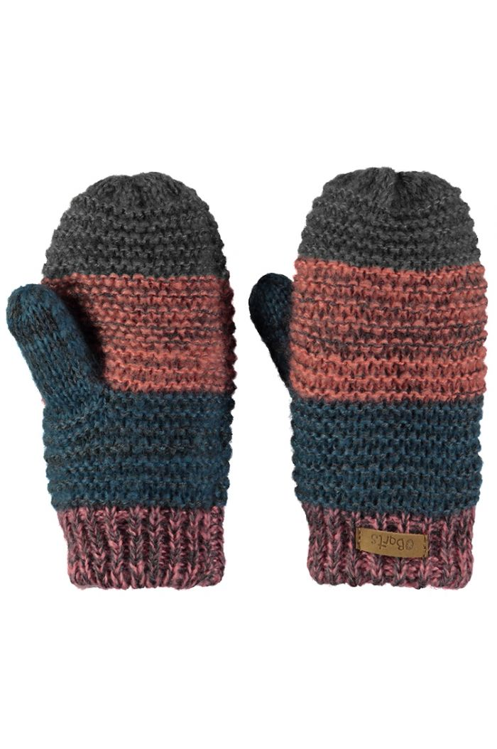 Barts Cuddle Mitts Coral