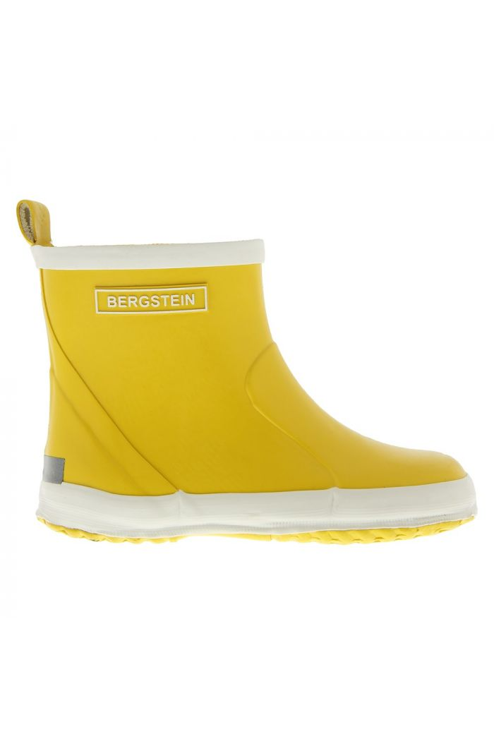 Bergstein Chelseaboot Yellow