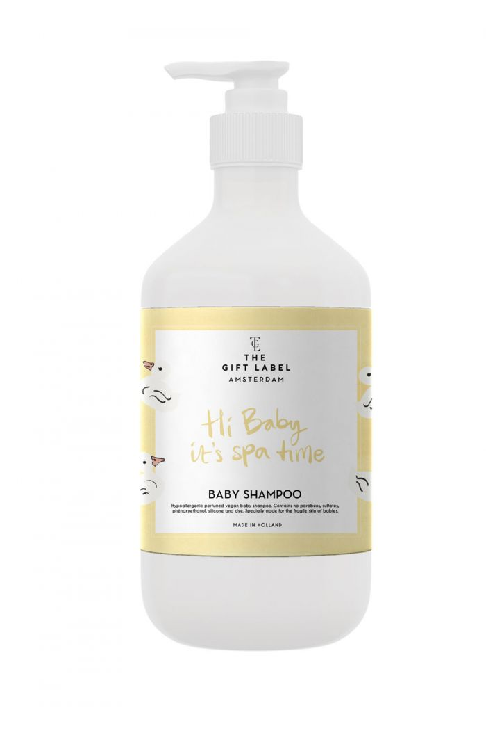 The Gift Label Baby Shampoo - Hi Baby