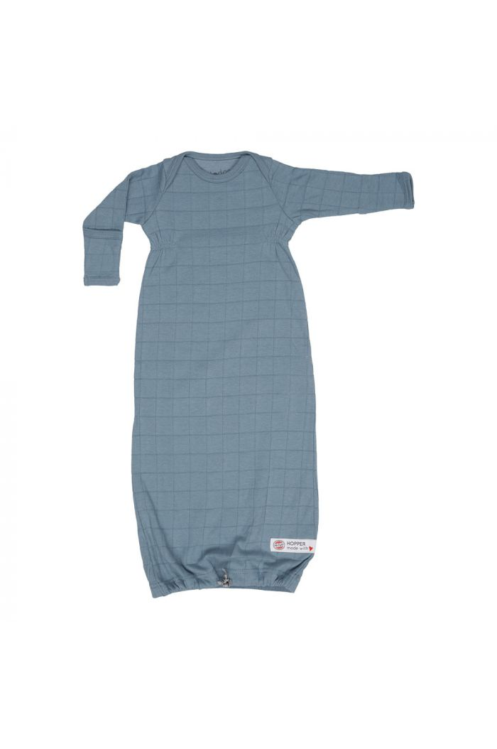 Lodger Hopper newborn solid Sleeping bag Ocean