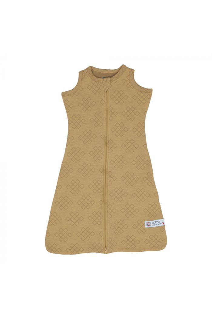 Lodger Hopper Sleeveless Empire Sleeping bag Caramel