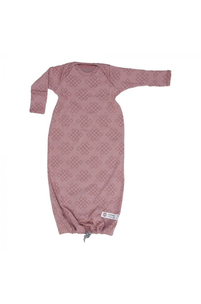 Lodger Hopper newborn Empire Sleeping bag Maroon