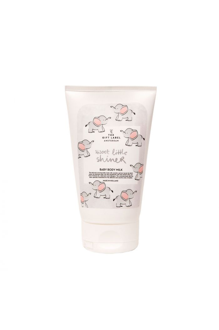 The Gift Label Baby Body Milk - Sweet Little Shine