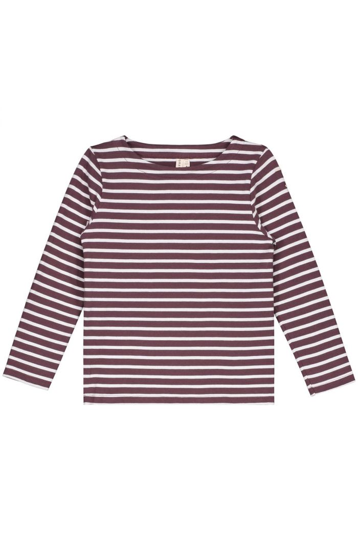 Gray Label Striped Tee