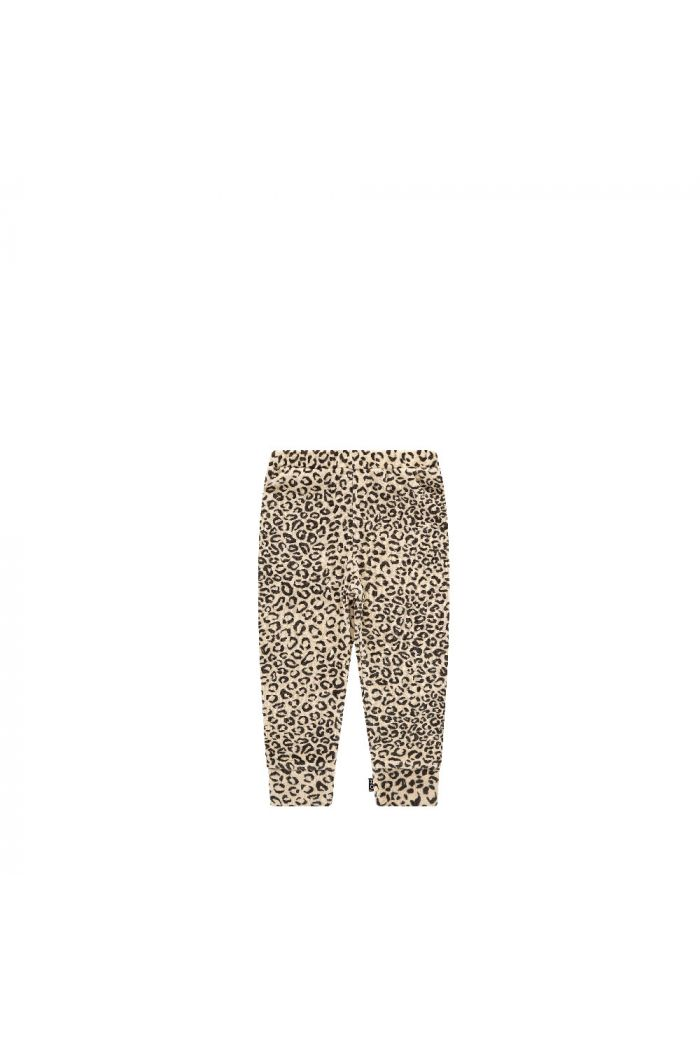 House Of Jamie Bow Tie Legging Snow Leopard