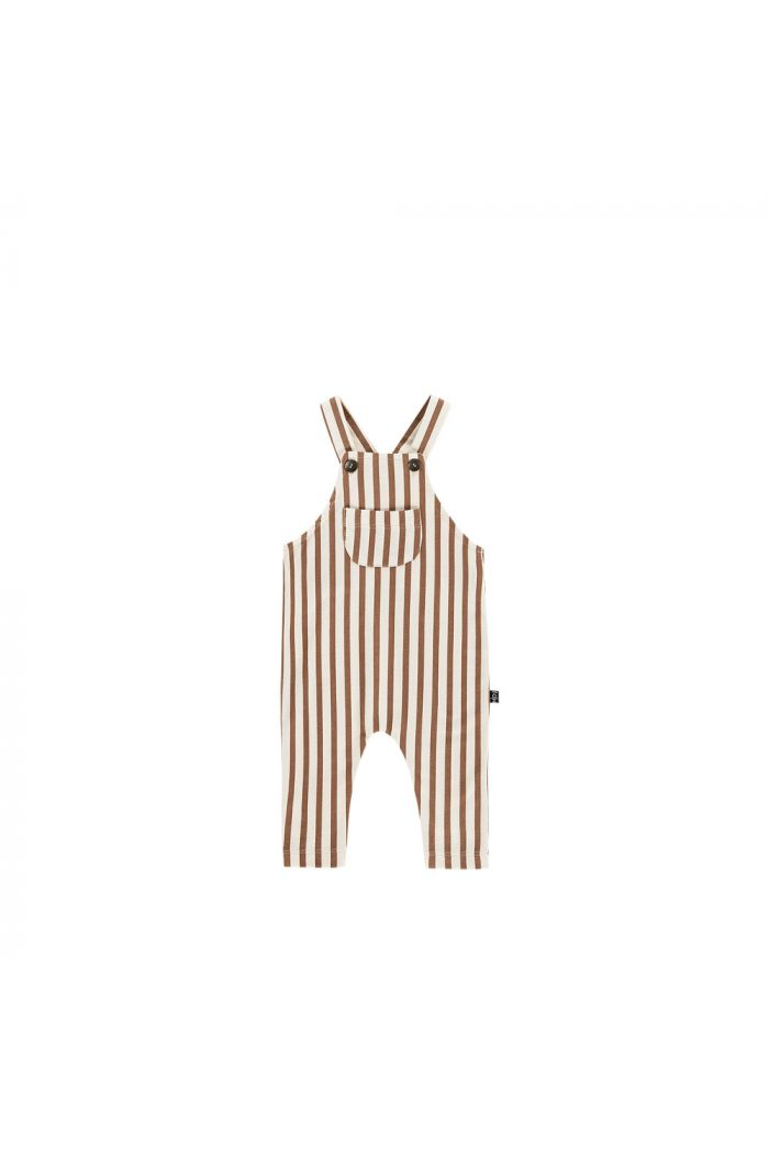 House Of Jamie Dungaree Toffe Stripes