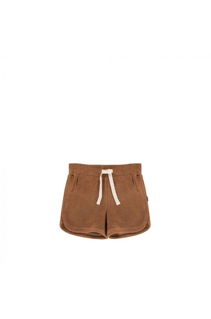 House Of Jamie Gym Shorts Terry Toffee