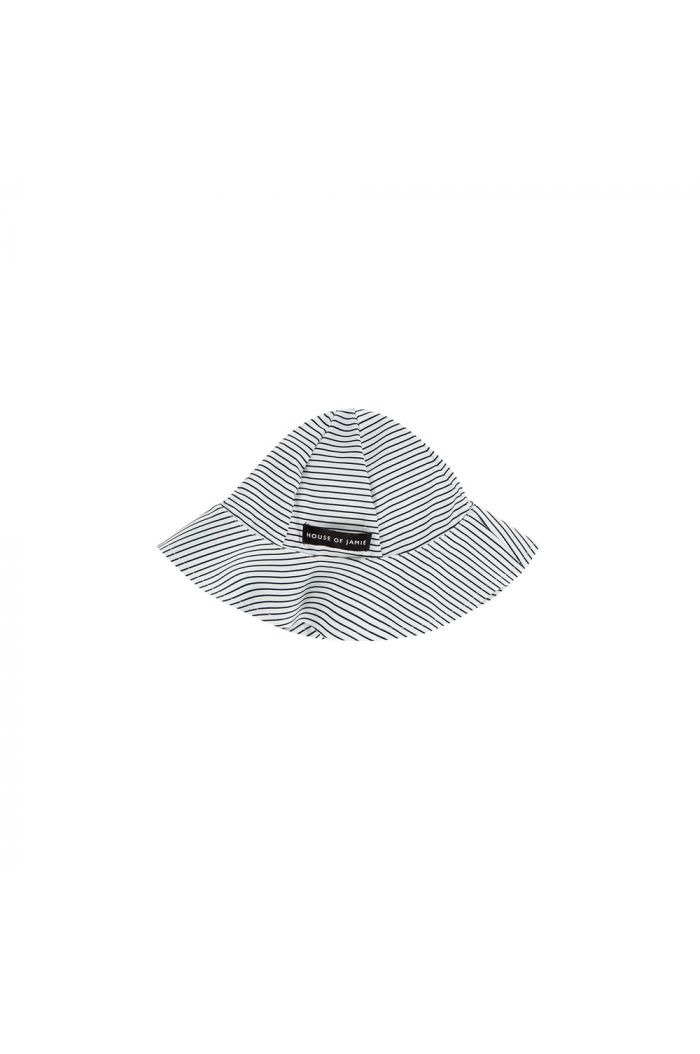 House Of Jamie Uv Swim Hat Little Stripes