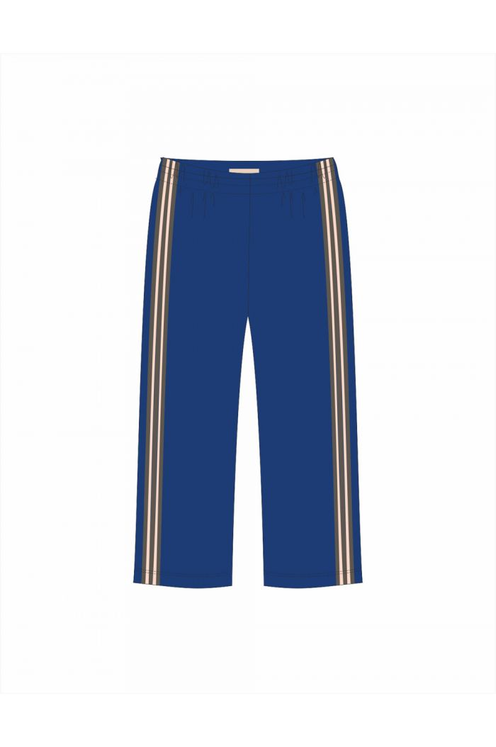 Longlivethequeen trackingpants dark blue
