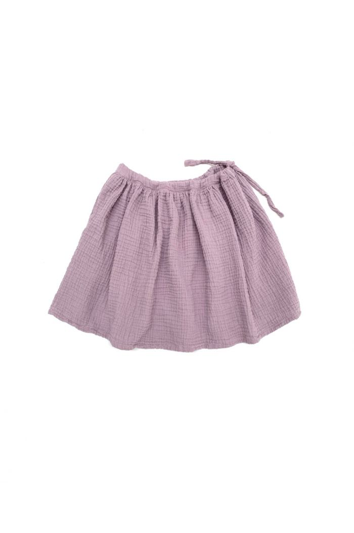 Longlivethequeen wide skirt lavender