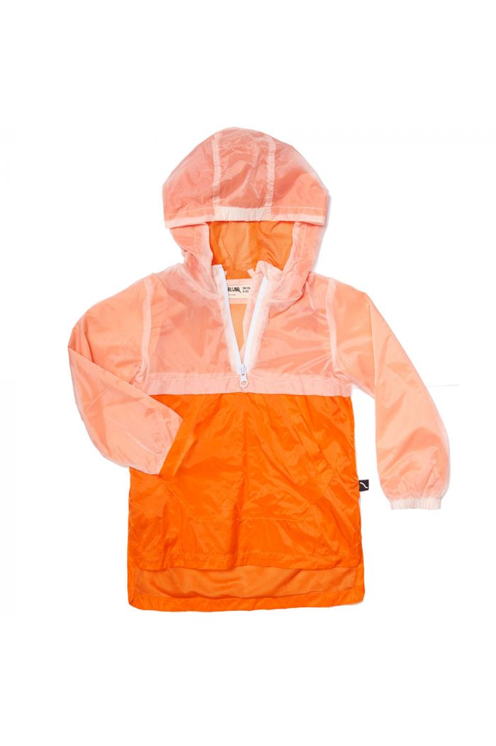 CarlijnQ anorak peach kiss goodbye