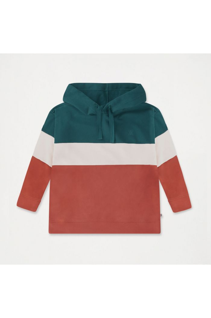 Repose AMS Hoodie Deep Night Blue Color Block