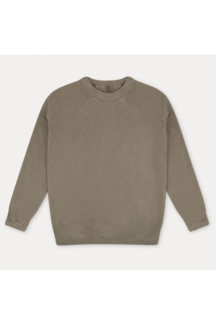 Repose AMS Oversized Sweater Used Khaki