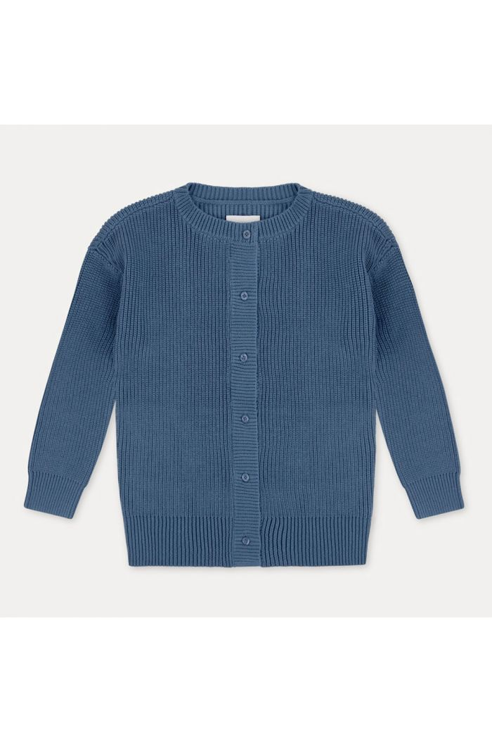 Repose AMS Knit Cardigan Aged Blue