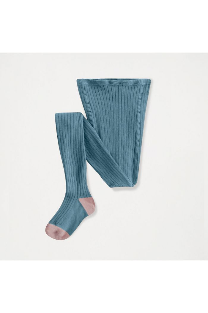 Repose AMS Tights Aged Blue Solid