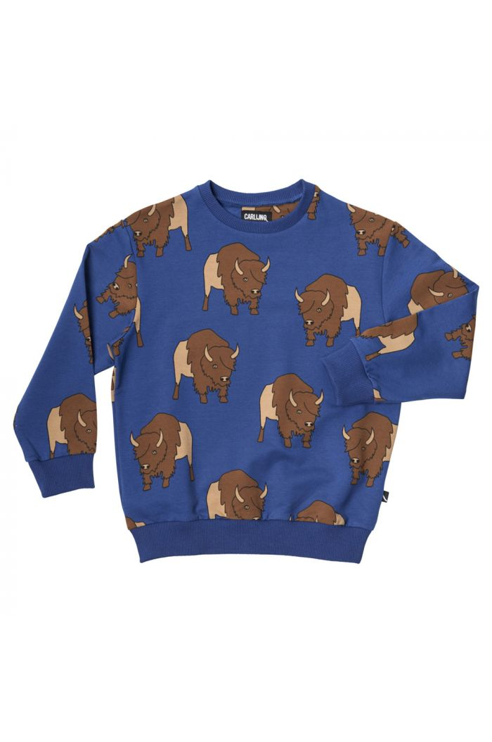 CarlijnQ Sweater Bison