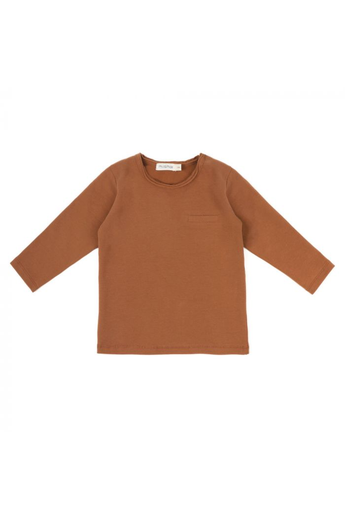 Phil&Phae Pocket tee Hazel