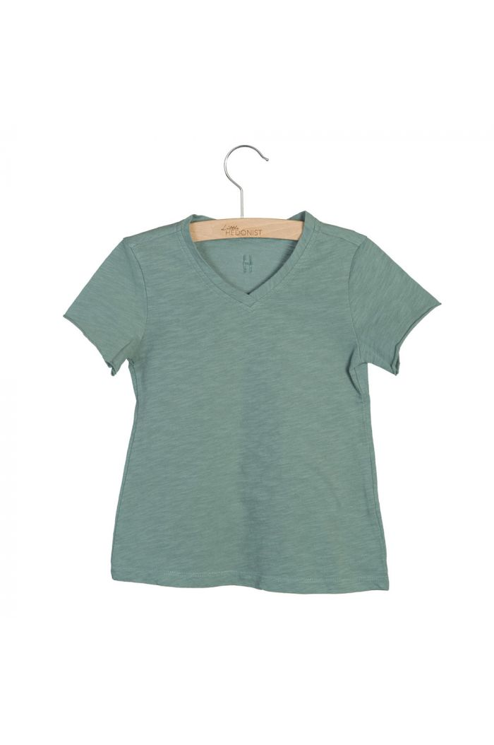 Little Hedonist Shirt Nik Chinois Green
