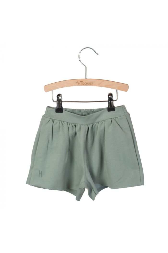 Little Hedonist Bermuda Lara Chinois Green