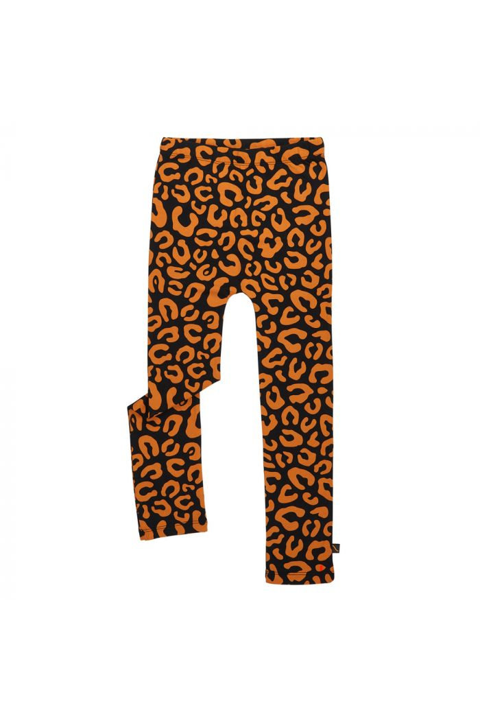 CarlijnQ Leopard Legging Orange-Black