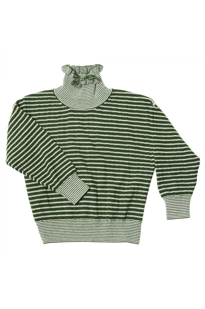 CarlijnQ Knitted sweater Striped