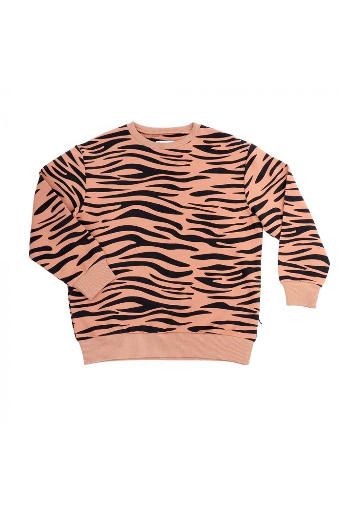 CarlijnQ sweater  Tiger