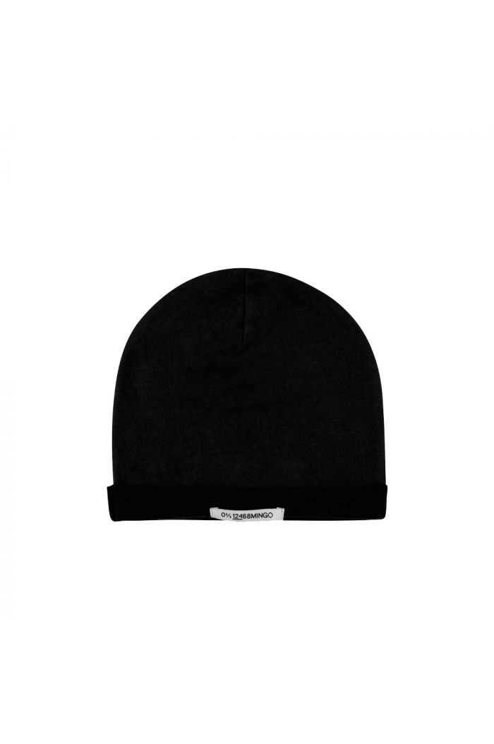 Mingo Beanie sweat Black