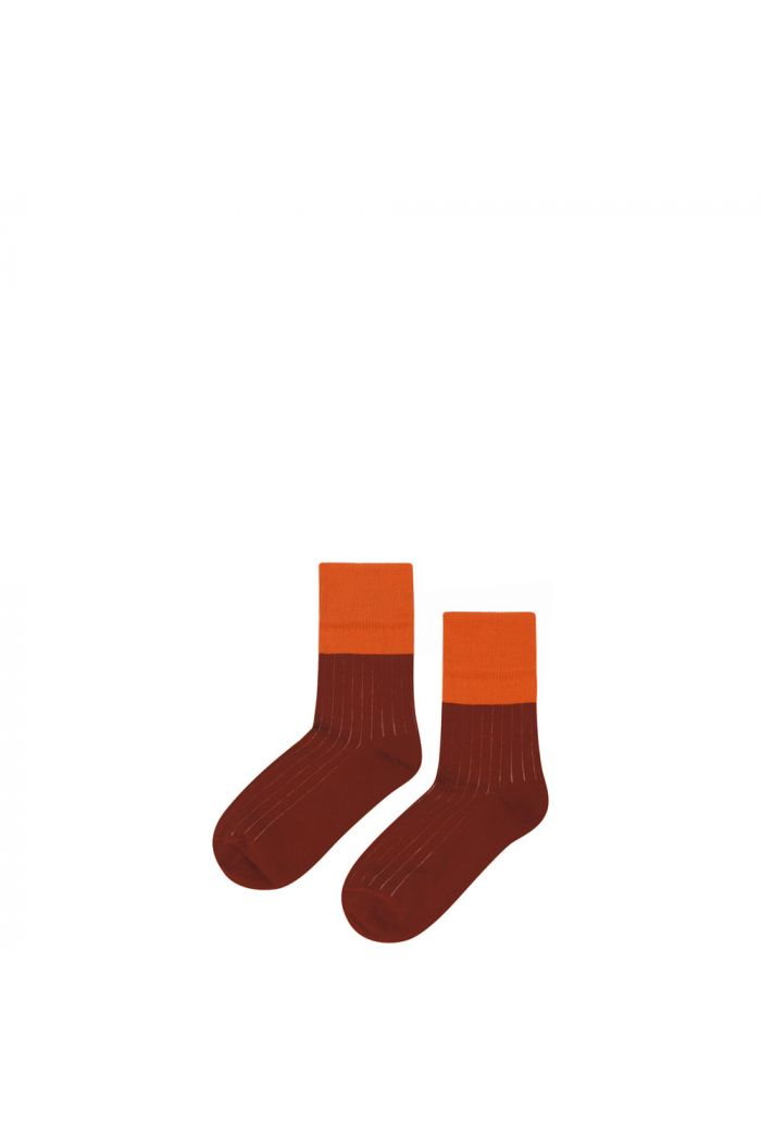 Mingo Socks Bitter Chocolate/ Cinnamon