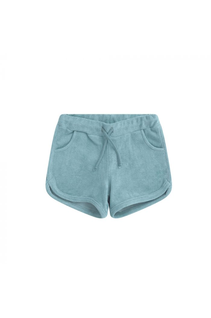 Mingo Short Terry Smoke blue
