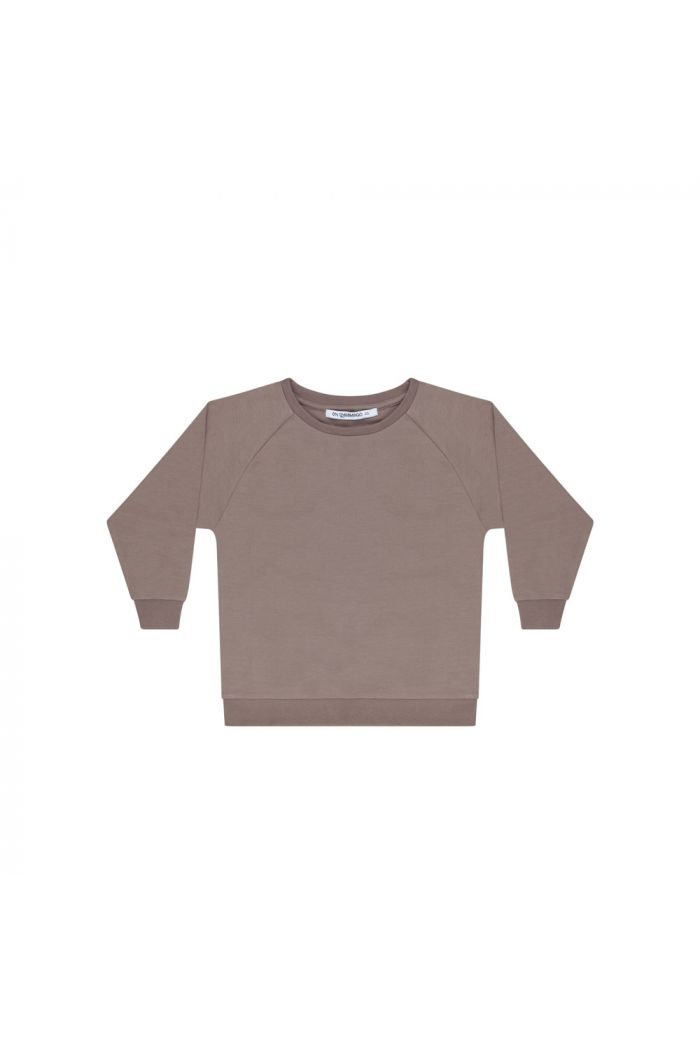 Mingo Oversized sweater Taupe