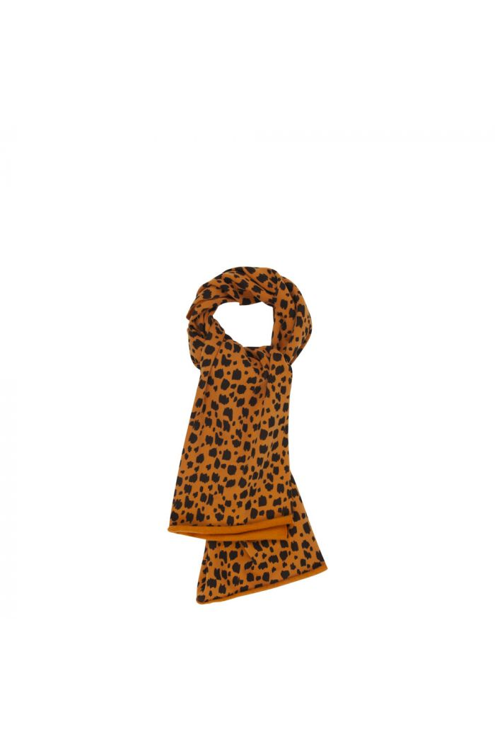 Mingo XL Scarf  sweat Scribble print Sudan