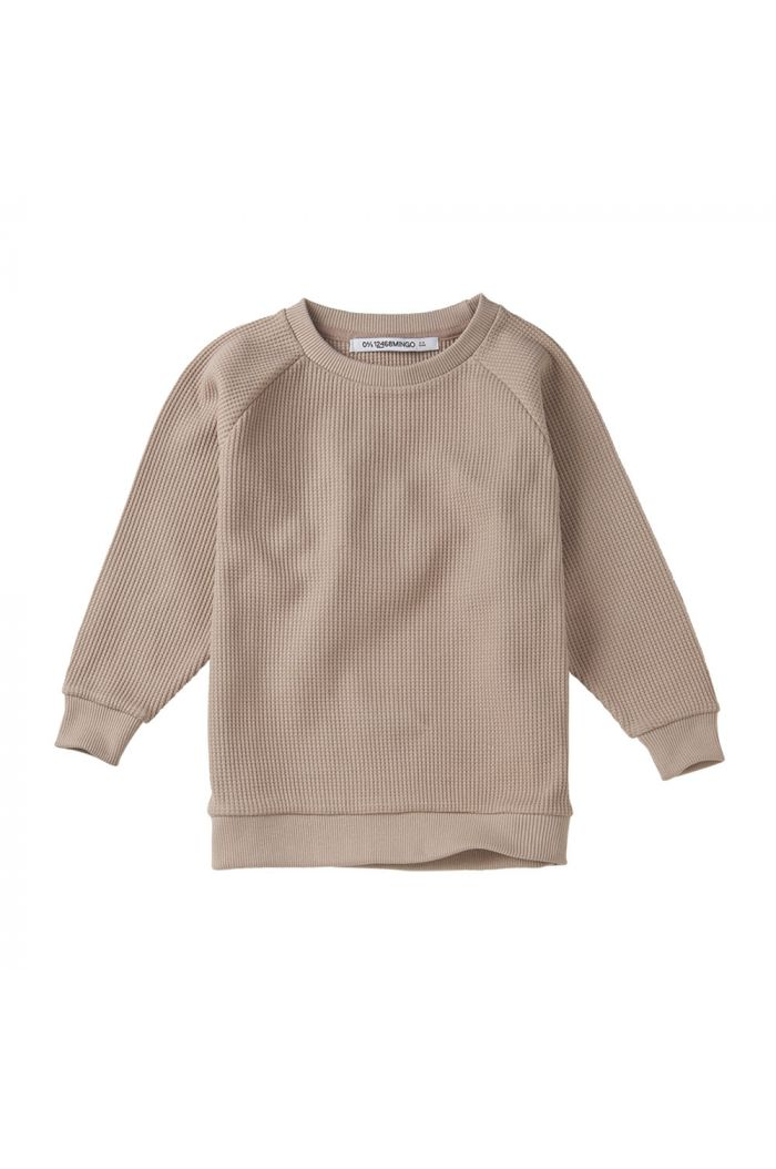 Mingo Summer Sweater Fawn