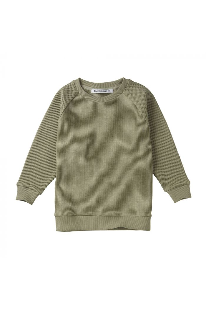 Mingo Summer Sweater Laurel Oak