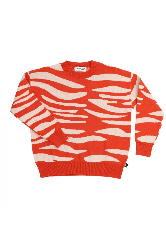 CarlijnQ sweater (knit) Tiger