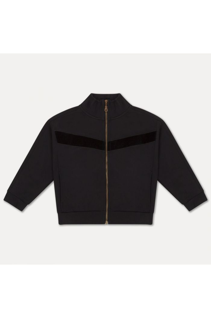 Repose AMS track jacket thunder black