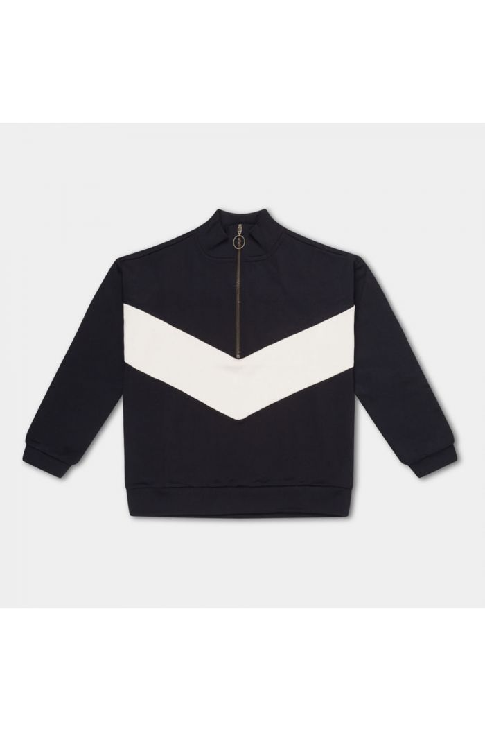 Repose AMS track sweater thunder black