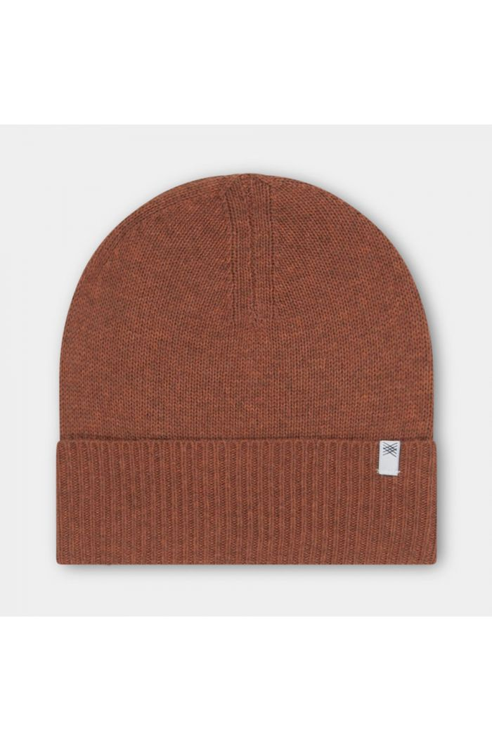Repose AMS knitted hat stone brown