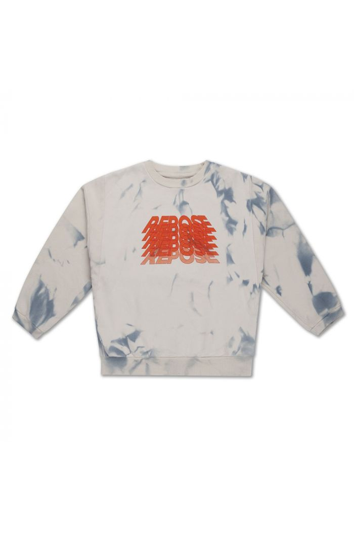 Repose AMS crewneck sweater cloudy